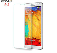 pinli 9h 2.5d réels anti-yeux bleu clair soins verre trempé protecteur d'écran forr Samsung Galaxy Note 3 iii