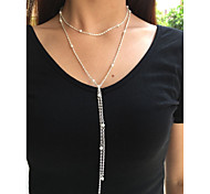 Fashion Simple Beads Necklace