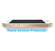 Headfore® 0.18mm Nano Material Tempered Glass Protector Screen Protective Film For iPhone 5/5s/5c