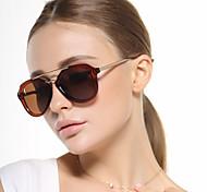 Sonnenbrillen mujeres's Klassisch / Elegant / Retro / Vintage / Modern / Modisch / Polarisierte Katzenauge Gold Sonnenbrillen