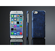 PU Leather Back Cover for IPhone 6
