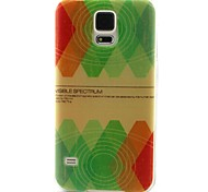 Gear Pattern Soft Case for Sumsang Galaxy S5Mini/S5/S4/S3/S3mini/S4mini/S6/S6edge