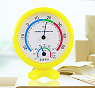 Analog Thermo Dial Hygrometer Standing Temperature Thermo-hygrometer