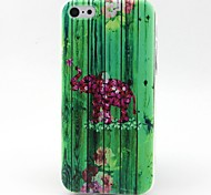 olifant patroon TPU materiaal zacht telefoon Case voor iPhone 5c