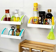 Sponge Sundry Kitchen Sink Shelf (Random Color)