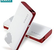10400mAh ROMOSS Sense 4 Heart Portable Charger External Battery Pack Power Bank Fast Charging