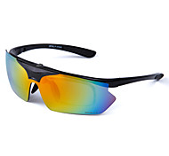 OPOLLY The split neutral outdoors fishing polarized glasses riding climbing on foot(Five lenses)OP882