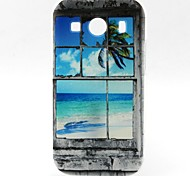 Beach Pattern TPU Phone Case for Samsung Galaxy Core 2 G355 GALAXY CORE Prime G360 Galaxy Ace 4 G357 Galaxy Alpha G850