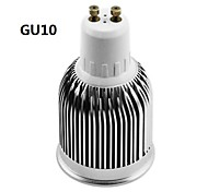GU10 / GU5.3(MR16) 7W 1 COB 630-700LM LM Warm White / Cool White LED Spotlight AC 220-240 / AC 110-130 V