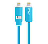 Msvii Micro &  Lightning two-in-one USB cables