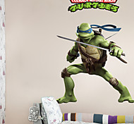 Cool Teenage Mutant Ninja Turtles PVC Wall Sticker Wall Decals