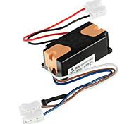 sl-011 semlamp ios / android controlador lámpara aplicación inteligente inalámbrico - negro