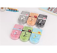 The new fashion of 3.5 mm general in-ear headphones  (Assorted Colors)