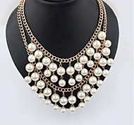 Cusa  Elegant Pearl Necklace
