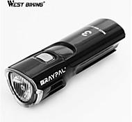 LED Taschenlampen / Radlichter / Fahrradlicht / Sicherheitsleuchten LED - Radsport einstellbarer Fokus 18650 160 Lumen BatterieCamping /