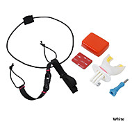 New Arrival Mouth Mount Connection Watersport Kit for GoPro Hero 4 3+ 3 2 /XiaoMi Yi-