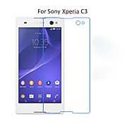 5PCS HD Clear Transparent Screen Protector Film For Sony Xperia C3