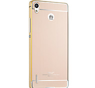 Msvii Ultra-thin aluminum alloy cases/covers for HUAWEI P7