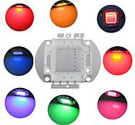 DIY 20W RGB High Power Energy Saving Lamp Chip Integrated LED Module (DC 30-33V)