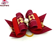 Hair Accessories for Dogs Spring/Fall Wedding / Cosplay Mixed Material