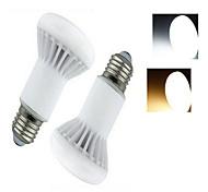 12W E14 LED Kugelbirnen 40LED SMD 5730 1000-1050 lm Warmes Weiß / Kühles Weiß AC 85-265 V 2 Stück