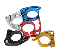 Tija abrazaderas ( Negro/plateado/Rojo/Azul/Dorado , Aluminio 6061
