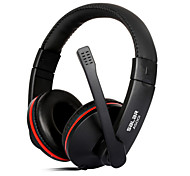 Salar A500i Fashionable On-ear Wired Headphones for Cellphone and PC