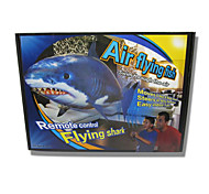 Remote/Radio Control RC Inflatable Balloon Air Swimmer Novelty Flying Toy Shark