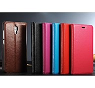 Litchi Grain Cell Phone Holster for XIAOMI Mi4(Assorted Colors)