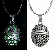 Fashion Luminous Pendant Necklace