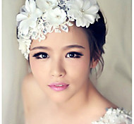 With Beautiful Bride  Headdress Ornaments Handmade Jewelry  Korean Bride Headdress Ornaments