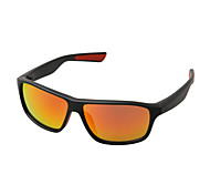 Sunglasses Men / Women / Unisex's Retro/Vintage / Sports Rectangle Black Sunglasses / Sports Full-Rim