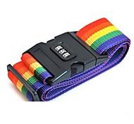 emballage de passe de ceinture bagages serrure ceinture emballage