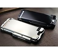 Iron Shakeproof Fullbody Metal Mobile Phone Case for Samsung Galaxy S6 edge