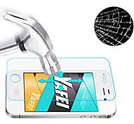 hzbyc® Anti-Kratz-ultra-dünnen gehärtetem Glas Schirmschutz für iphone 5 / 5s / 5c