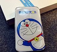 Cartoon Doraemon Cute mini Charging Treasure Mobile Power Bank Ultra-thin Crystal Diamond