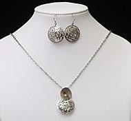 European Fashion  Hollow Jewelry Set series 8