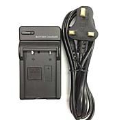 EU/AU/UK Power Cord 4.2V EN-EL5  Charger for Nikon EN-EL5 P500 P5100 P6000 P510 P520 P530