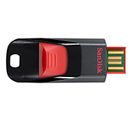 sandisk cruzer usb borde 16gb 2.0 flash drive pluma