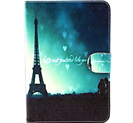 Night Tower  Pattern Hard Case for  iPad mini 3, iPad mini 2, iPad mini