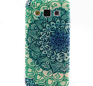 Heart-Shaped Lights Pattern TPU Painted Soft Back Cover for Galaxy A3  A5