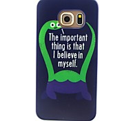 Dinosaur Pattern TPU Material Phone Case for Samsung Galaxy S3 S4 S5 S6 S3Mini S4Mini S5Mini S6 edge