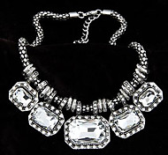 Cusa  All Match Elegant Diamond Necklace