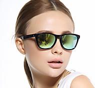 Sunglasses Women's Elegant / Retro/Vintage Hiking Black / White / Yellow / Blue Sunglasses Full-Rim