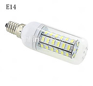E14/G9/B22/E26/E27 10 W 48 SMD 5730 1000 LM Warm White/Cool White Corn Bulbs AC 220-240 V
