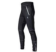 ovest biking® autunno inverno abbigliamento moto caldi ciclismo addensare pantaloni collant a compressione per le donne degli uomini