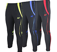 WEST BIKING® Professional Riding Pants Legs Jogging Pants Breathable Wicking Nine Points Trousers Male
