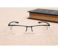Men 's Rectangle Half-Rim Reading Glasses