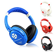 Fashion New SD/TF Card Music Earphone Headset Wireless Headphone for Phone PC PSP MP3 Player FM Radio