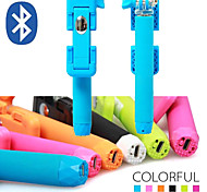 New Super Mini Bluetooth Handheld Bluetooth Selfie Stick Monopod Extendable for IPhone